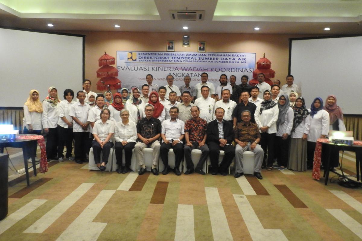 BBWS Brantas dan BWS Sumatera I Raih Juara TKPSDA Tingkat Nasional