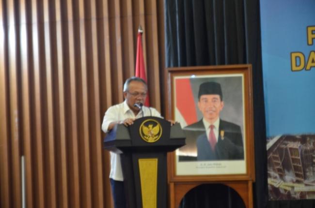 Kementerian PUPR Wujudkan Infrastruktur yang Handal dan Memadai Bagi Indonesia