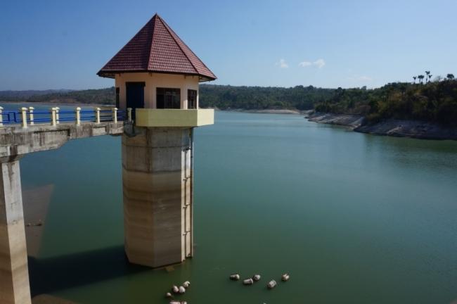 Bendungan Tilong Bantu Masyarakat Penuhi Kebutuhan Air Baku