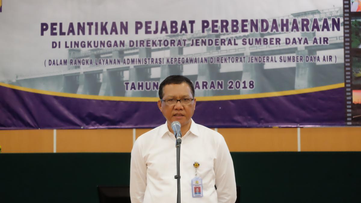 Imam Santoso : Gunakan APBN Dengan Baik dan Dapat Dipertanggungjawabkan