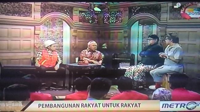 Pembangunan Waduk Untuk Masyarakat Indonesia