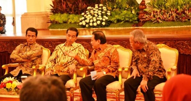Optimis Indonesia Swasembada Pangan Kurang dari Tiga Tahun