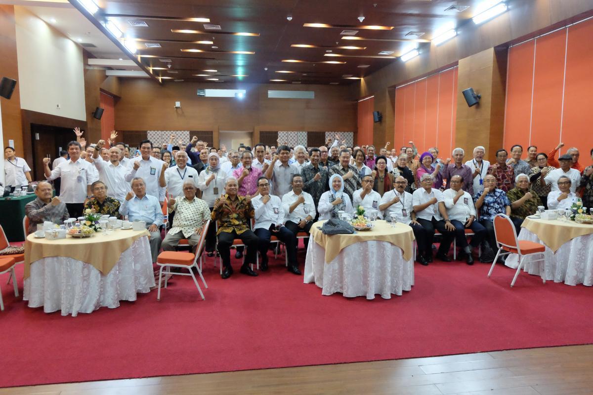 Sarasehan Ikatan Pensiunan Pekerjaan Umum dan Perumahan Rakyat Untuk Membangun Delivery System Infrastruktur