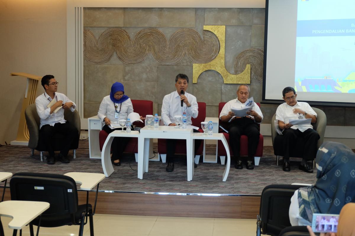 Program Ditjen SDA Untuk Pengendali Banjir
