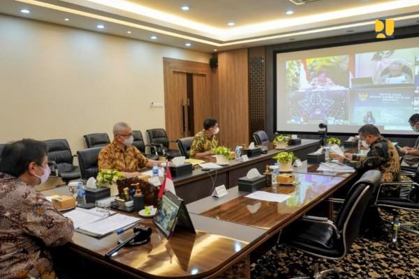 Sidang Pleno Dewan Sumber Daya Air Nasional Bahas Raperpres Kebijakan Nasional Pengelolaan SDA