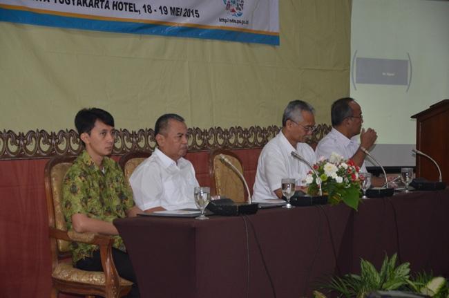 Workshop eProcurement sebagai Wujud Penerapan Good Governance di Lingkungan Ditjen SDA