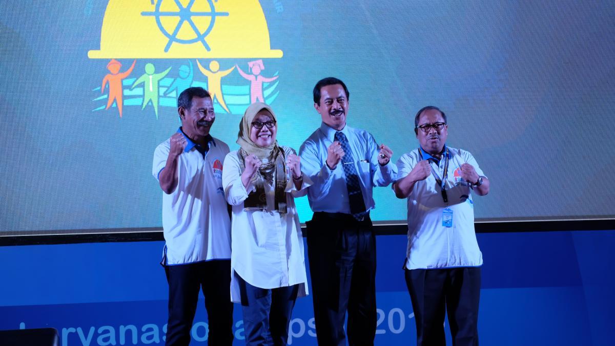 Ditjen SDA Gelar Wirakarya Nasional Untuk Budayakan Gerakan CinOP