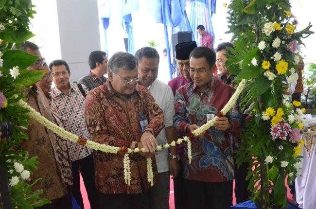 Direktur Jenderal SDA Resmikan Gedung Baru BWS Sumatera V dan Jaringan Pipa Transmisi Air Baku di Padang
