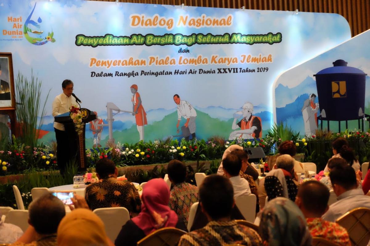 Kementerian PUPR Ajak Masyarakat Peduli Akses Air Bersih