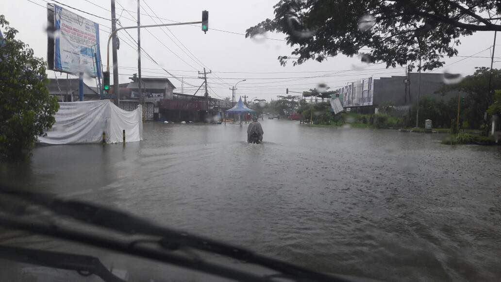 Kejadian Bencana Banjir di Kab. Konawe Selatan Provinsi Sulawesi Tenggara Pada Tanggal 14 Mei 2017