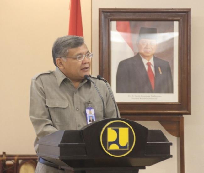 Program SDA Manfaatkan Potensi Sumber Daya Air Indonesia