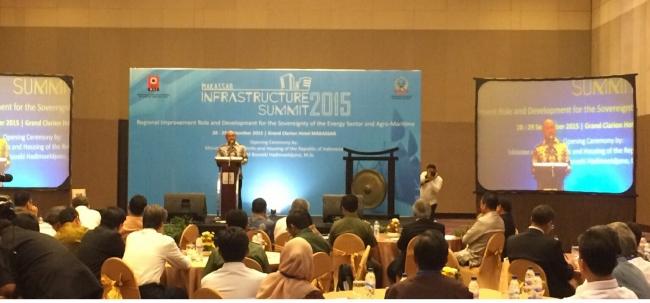 Kementerian PUPR Dukung Kedaulatan Energi dan Agro Maritim di Kawasan Timur Indonesia