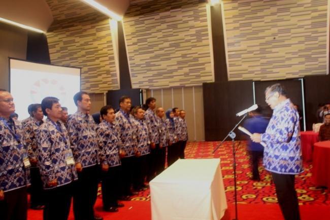 Pelantikan Pengurus HATHI Provinsi Lampung