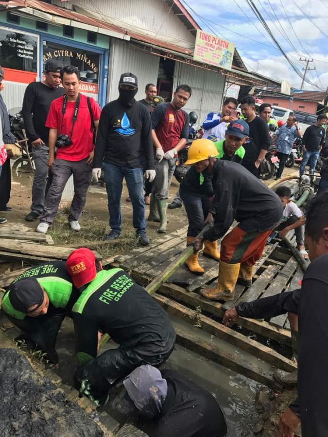 Kerja Bakti di Kota Samarinda