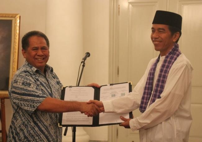 Kerjasama Kementerian PU dengan Pemprov DKI Jakarta
