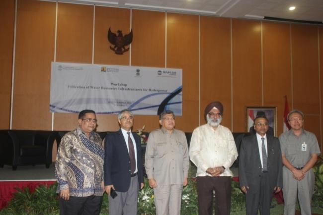 Pemanfaatan Potensi Tenaga Air Indonesia