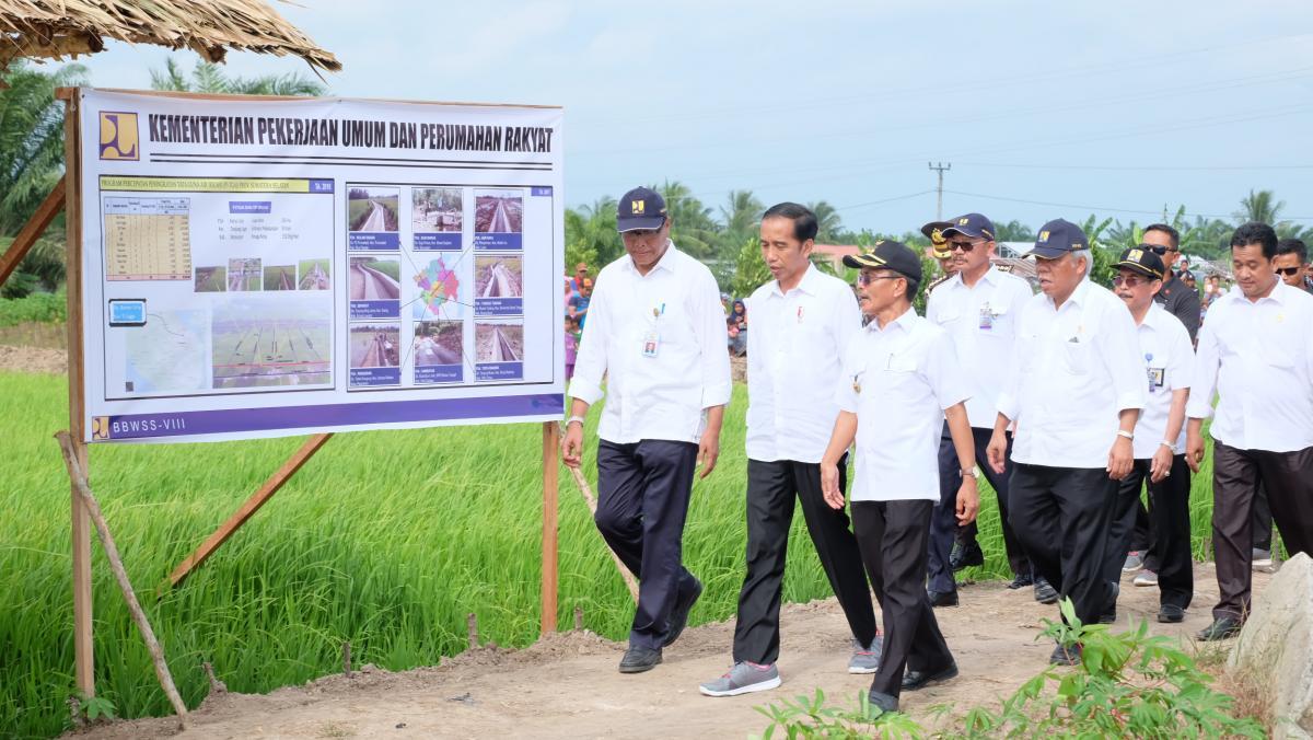 BBWS Sumatera VIII Kembangkan Padat Karya Tunai