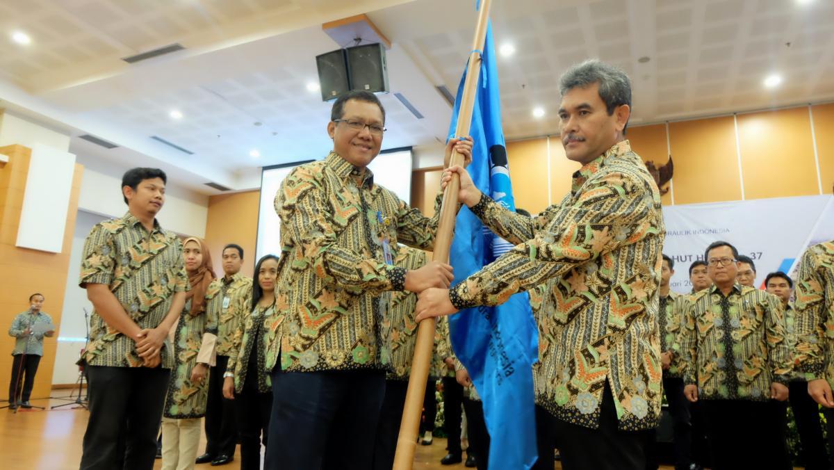 Jarot Jabat Ketua HATHI Cabang Jakarta