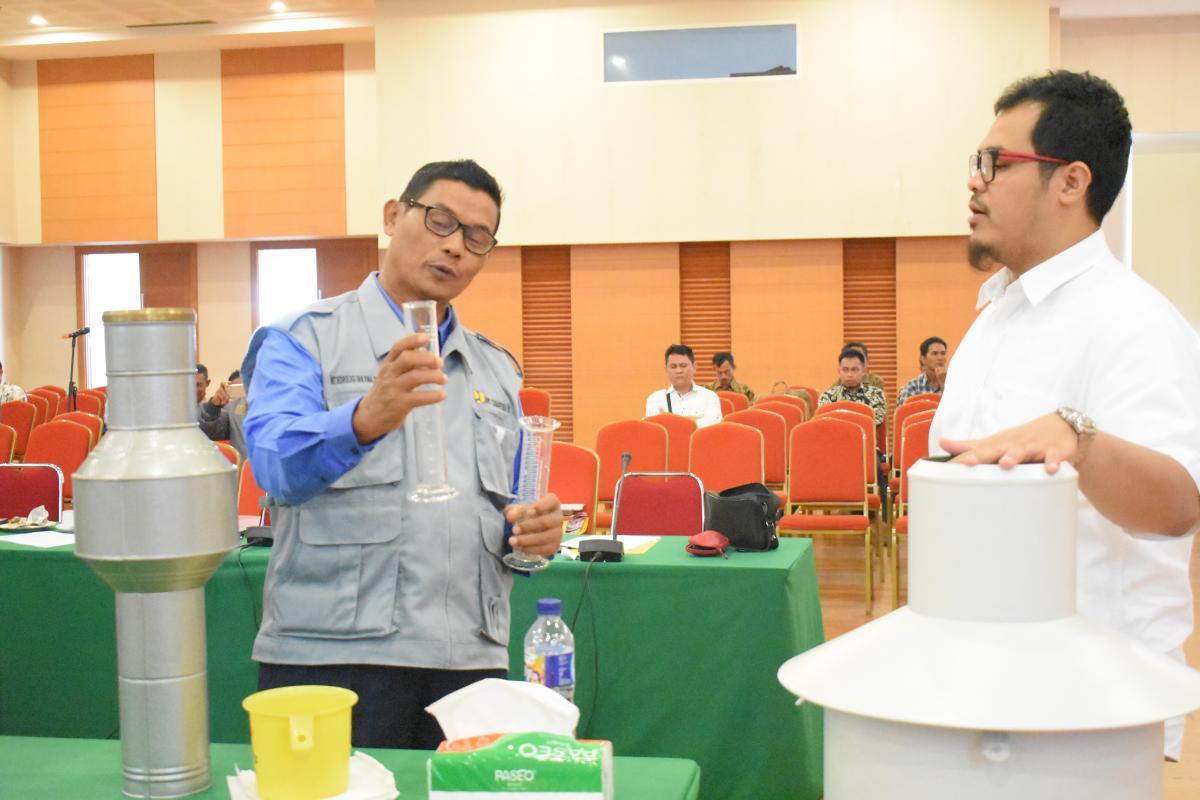 Lomba Penjaga Pos Hidrologi Tingkat Nasional Tahun 2018