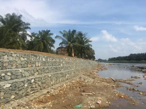 Tangani Banjir di Riau, Kementerian PUPR Bangun Empat Prasarana Pengendali Banjir