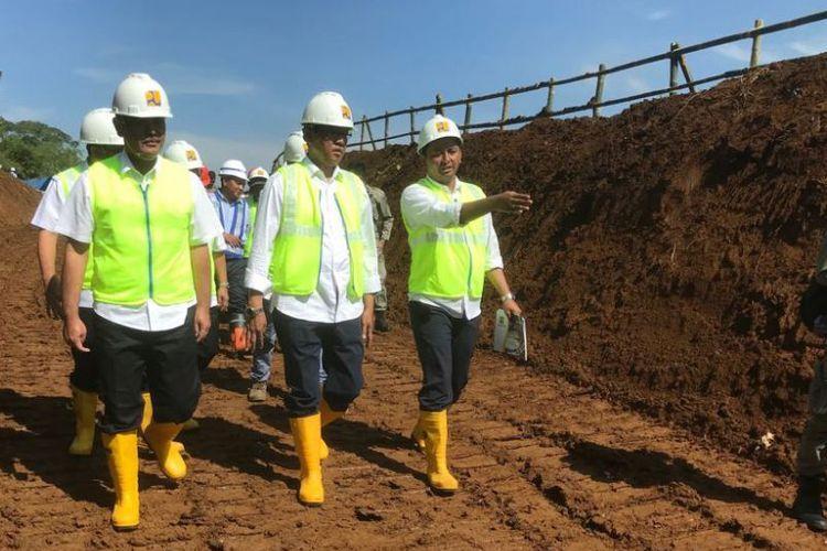Kendalikan Banjir Jakarta, Dua Bendungan Dibangun