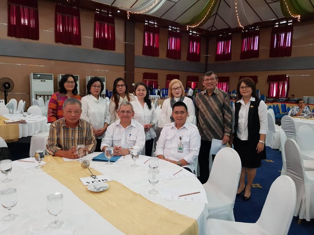 Seminar Ilmiah Manado Facing the Future, Pemkot Manado Sulawesi Utara