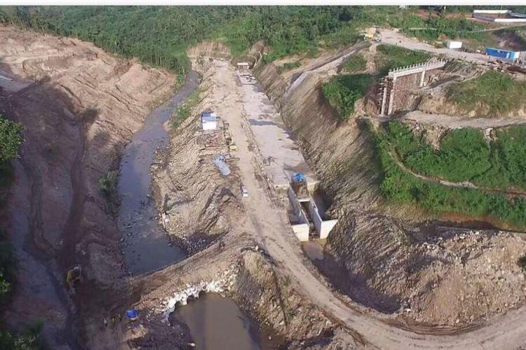 Bendungan Sindang Heula dan 30 Jembatan Gantung di Banten Tuntas 2018