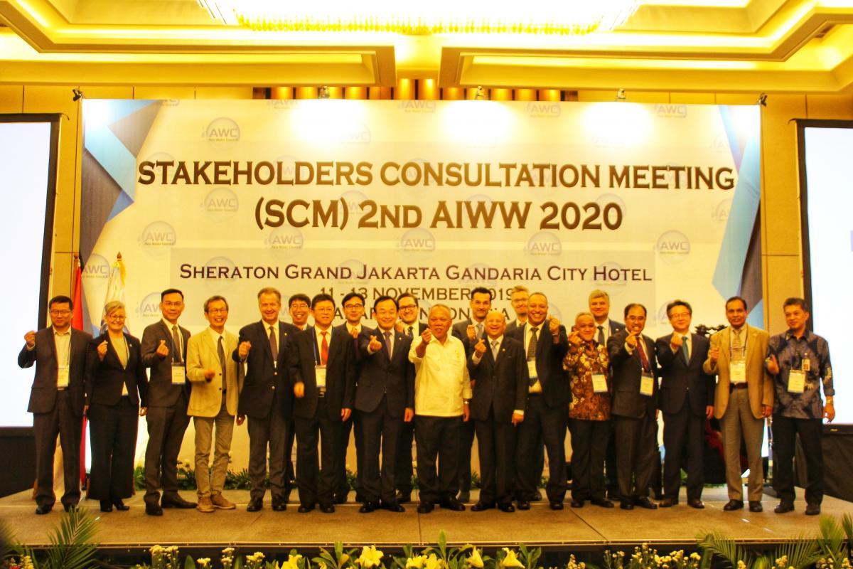 Peran Serta Indonesia pada The 2nd AIWW