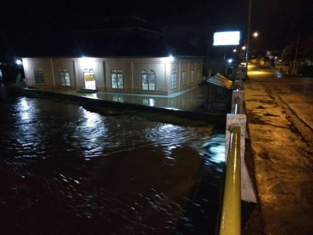 Kejadian Bencana Banjir di Kab. Kerinci Provinsi Jambi Pada Tanggal 26 April 2017