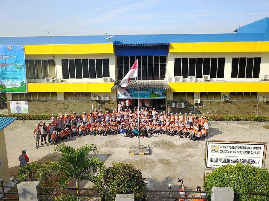 Peringatan Hari Air Dunia ke 27 oleh BWS Sumatera IV