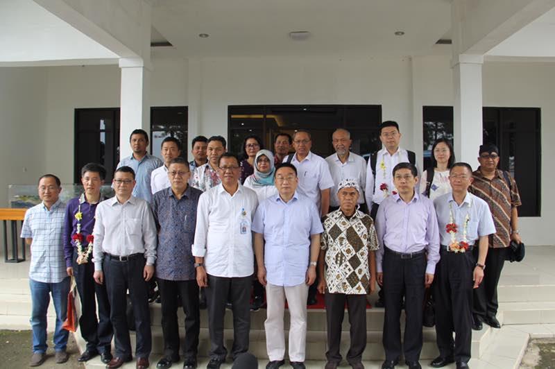 Waduk Jatigede Proyek Kerjasama Indonesia dan China
