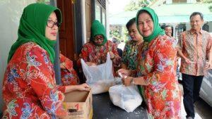 Tali Kasih Ramadhan di BBWS Serayu Opak