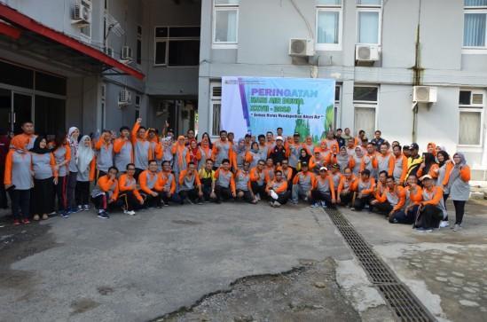 BBWS Mesuji Sekampung Awali Peringatan Hari Air Dunia