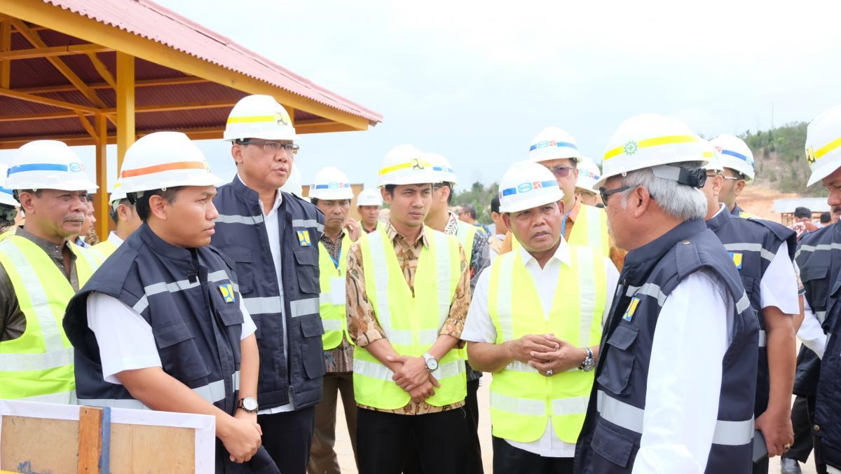 Bendungan Sei Gong Jadi Solusi Untuk Cegah Krisis Air di Batam