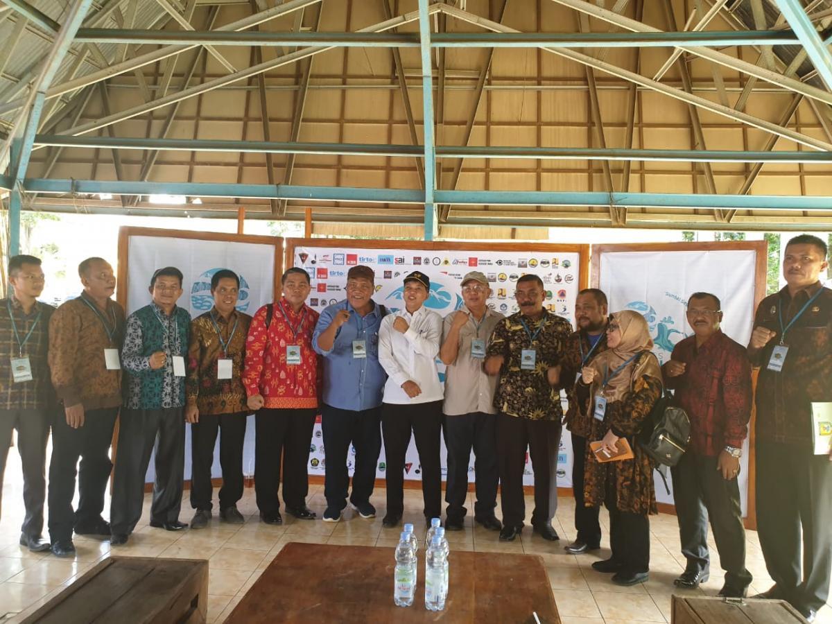Kongres Sungai Indonesia Coba Atasi Permasalahan Banjir di Indonesia