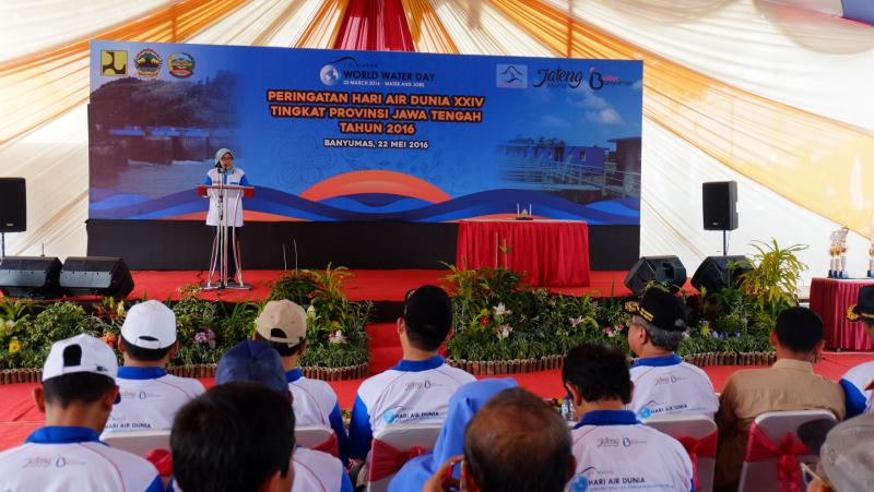 Bersinergi Melalui Revolusi Pengelolaan Sungai di Jawa Tengah