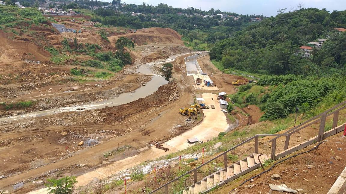 Pengendalian Banjir Jabodetabek Melalui Bendungan Sukamahi dan Ciawi