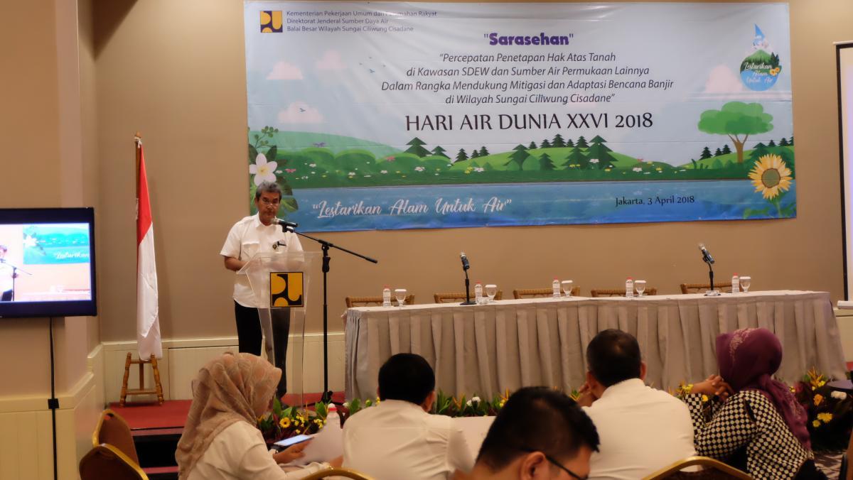 Program Sertifikasi SDEW Akan Selamatkan Kelestarian Sumber Air di Indonesia