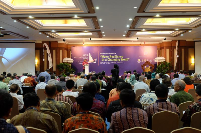 Kolaborasi Ide untuk Ketahanan Air di Indonesia