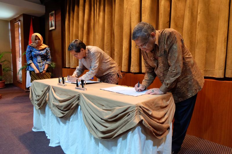 Direktorat Jenderal SDA dan BP Batam Dukung Program Nawacita