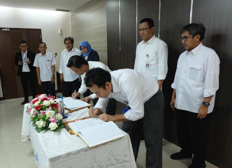 Bendungan Way Sekampung Siap Penuhi Kebutuhan Masyarakat Lampung