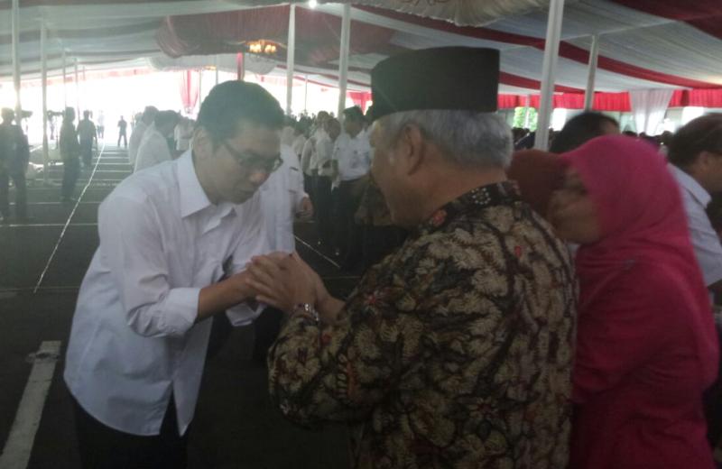 Kementerian PUPR Adakan Halal Bi Halal Untuk Tingkatkan Silaturahmi