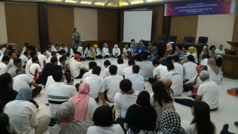 Employee Gathering Setditjen SDA