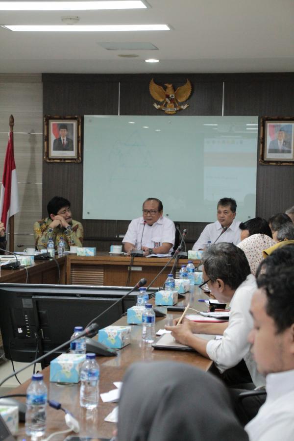 Koordinasi Antar Tim Kerja Kementerian GN KPA