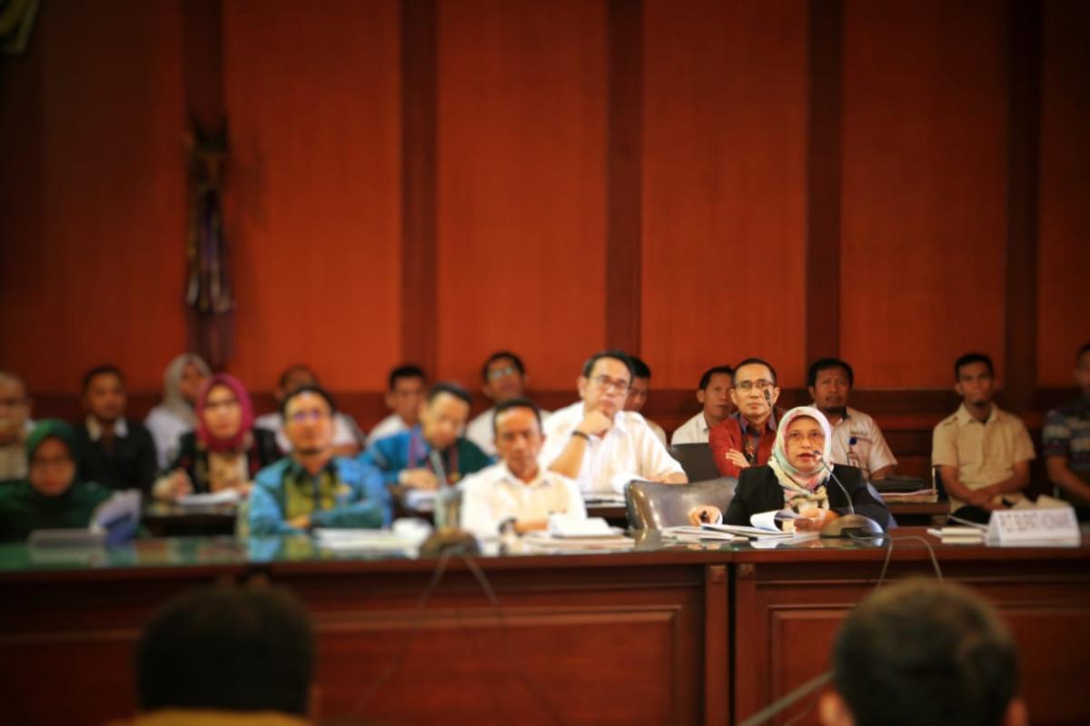 DPR RI Tinjau Rencana Pembangunan Bendungan Pelosika di Kendari