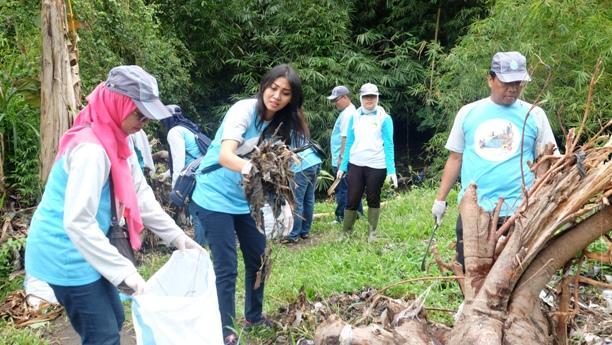 Lindungi Sungai dengan Solusi Berbasis Alam