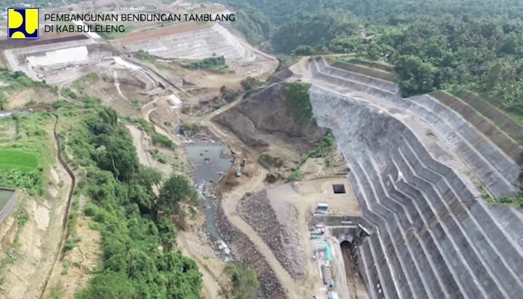Ditjen SDA Bangun Bendungan Tamblang Untuk Bali