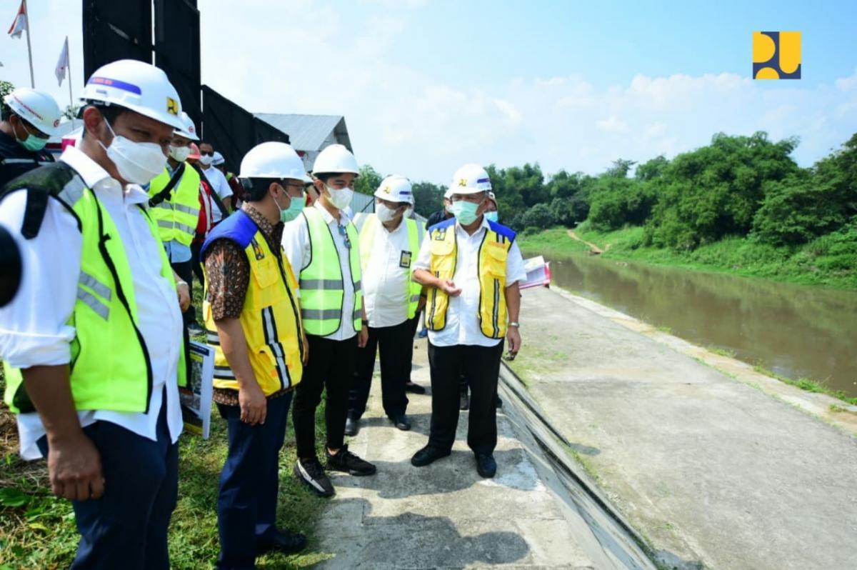 Pembangunan Pintu Air Demangan Baru Sebagai Pengendali Banjir Kota Surakarta