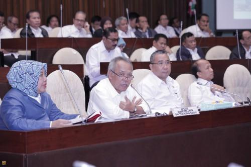 Tahun Anggaran 2018, Kementerian PUPR Fokus Pada Penyelesaian Infrastruktur Prioritas Nasional