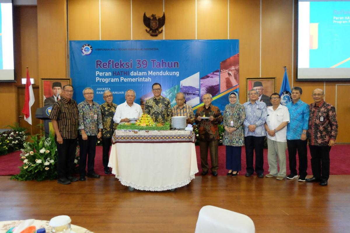 Smart Water Management Sebagai Refleksi 39 Tahun HATHI